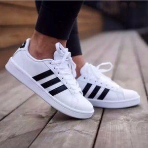 Adidas Sneakers - White & Black